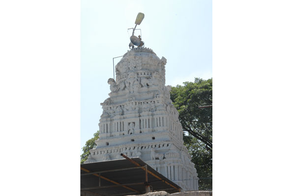 The Gopuram of Sri Subramanyeshwara temple